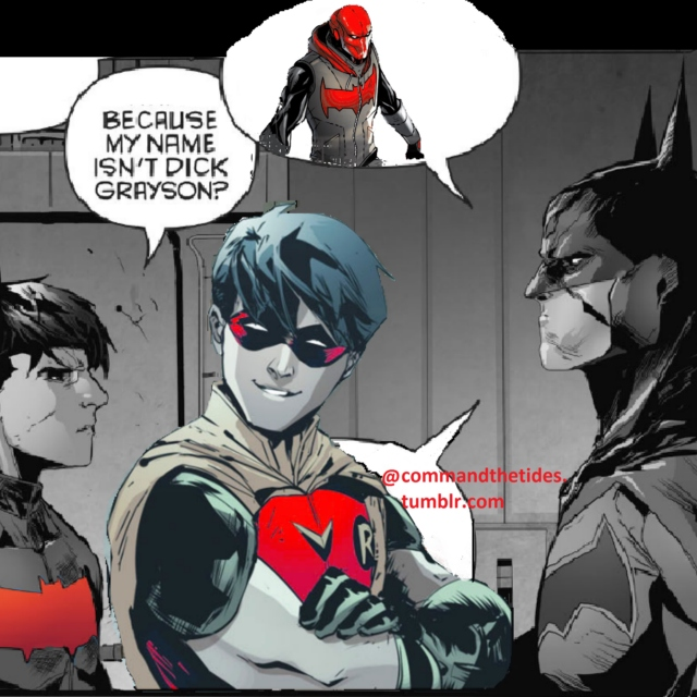 The Evolution of The Red Hood