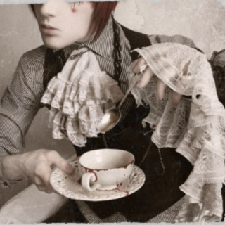 Gentlemen´s Tea Party
