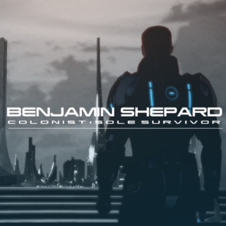 Benjamin Shepard: Colonist | Sole Survivor