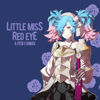 Little Miss Red Eye