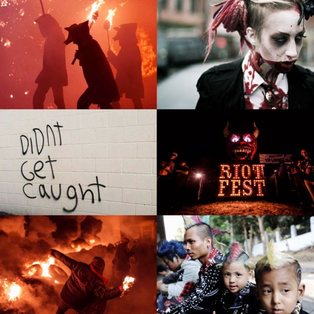 Riot Of Rot