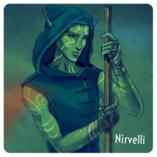 Whispers From A Spiritual Garden: Nirvelli