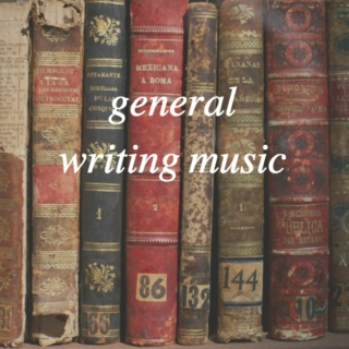 general writing music