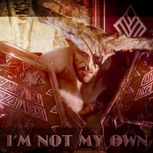 I'm Not My Own