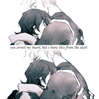 """ you arrest my heart,"" - a bittersweet!sheith fanmix"