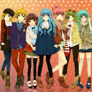 Vocaloid Favorites