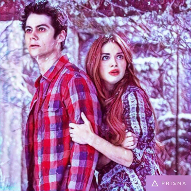 Stiles Stilinski and Lydia Martin - Playlist One