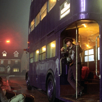 it's a bus but like. for wizards