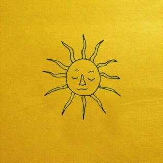 for unhappy girls who love the sun