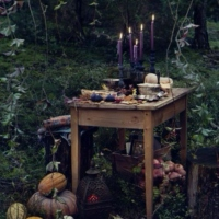 The First Annual Witches' Halloween Brunch