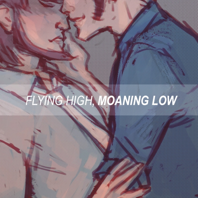 flying high, moaning low - a lupin/jigen mix