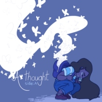 a thought: side a