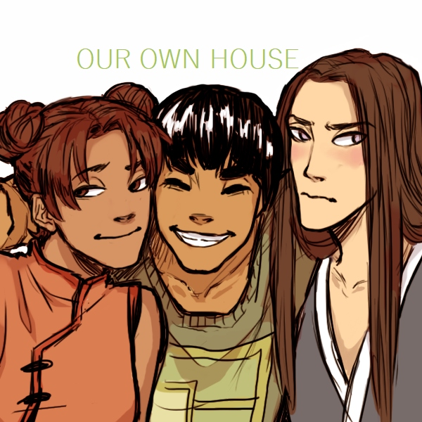 ✰ OUR OWN HOUSE ✰