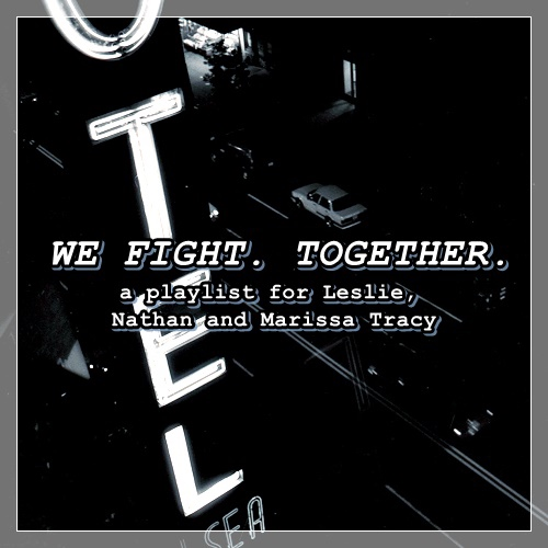 WE FIGHT. TOGETHER.