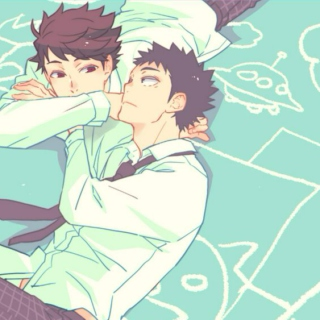 The Iwaoi Playlist