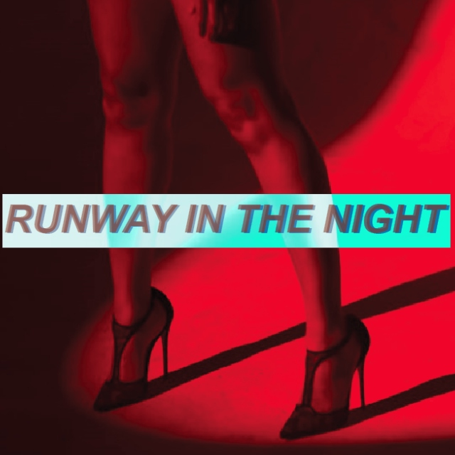RUNWAY IN THE NIGHT