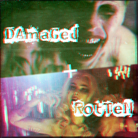 Damaged + Rotten // The Joker x Harley Quinn // part. xii
