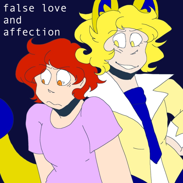false love and affection