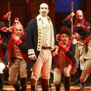 The Broadway Web: War and Military