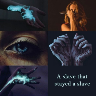 A slave that stayed a slave