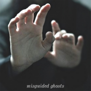 misguided ghosts ○ arthur gustin