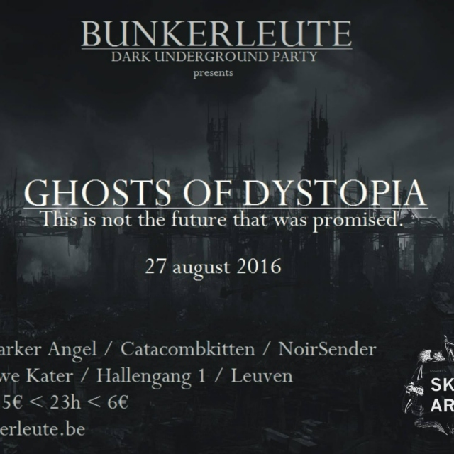 Ghosts of Dystopia - Part 2