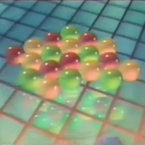 lo-fi projections