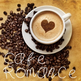 Cafe Romance - a Kang Jaehee mix