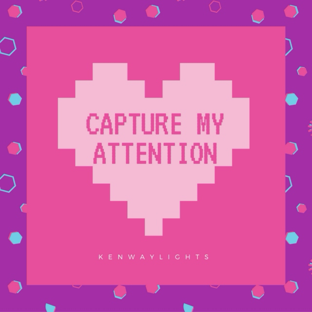 capture my attention