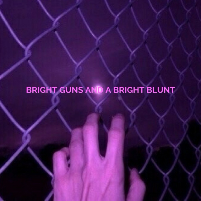 bright guns and a bright blunt