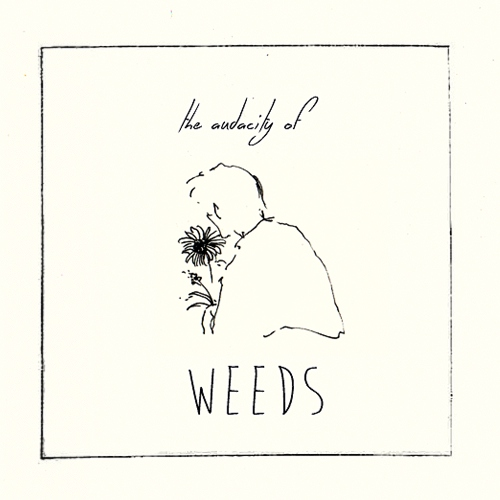 - the audacity of weeds -