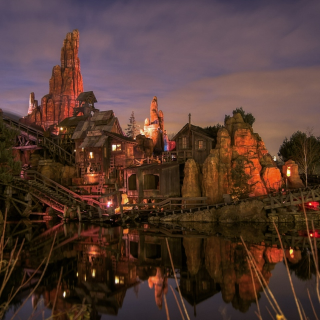 Walt Disney World's Frontierland and Liberty Square Adventures