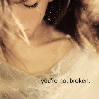you're not broken.