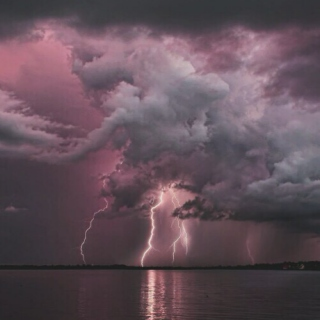 Thunder, Lightning, and the Clouds