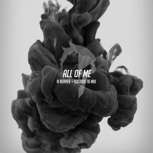 ALL OF ME: a reaper+soldier 76 mix