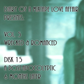 135: A Post-Apocolyptic 6 Months Later  [Vol. 5 - Wrecked & Romanced: Disk 15]
