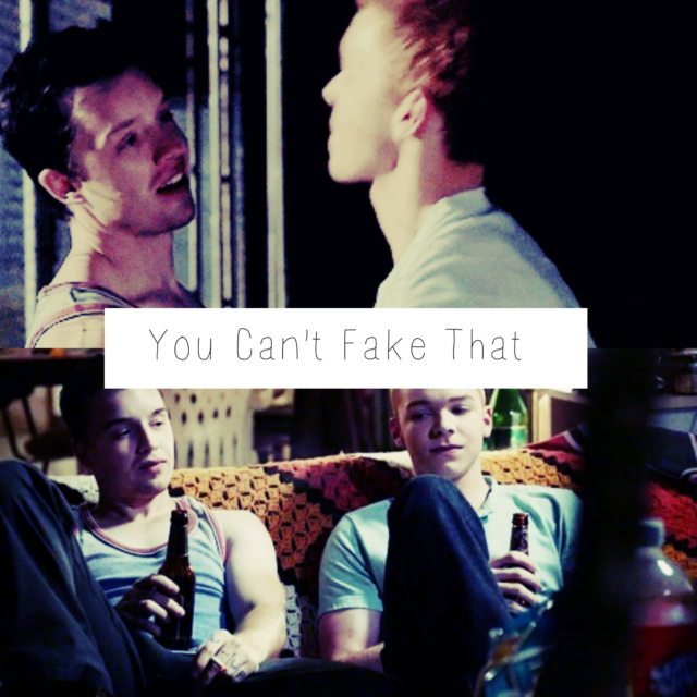You Can't Fake That