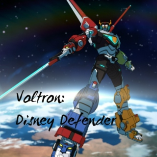 Voltron: Disney Defender