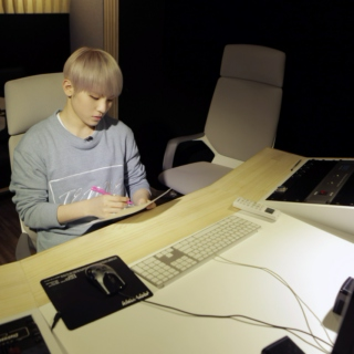 Songs Woozi Produced/Wrote