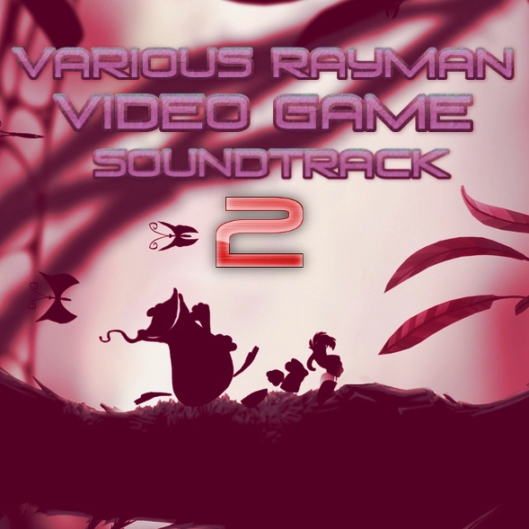 #2 Various Rayman Video Game Soundtrack
