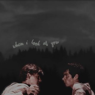 When I Look At You (A Newtmas Playlist)