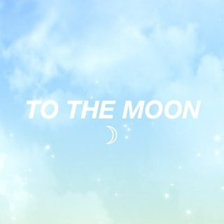 TO THE MOON - 707 // LUCIEL