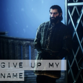 Give Up My Name