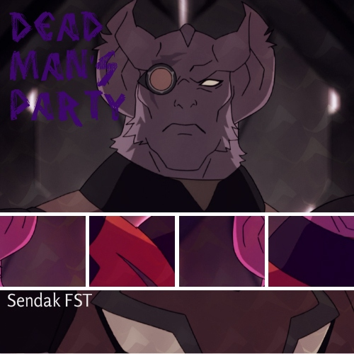 Dead Man's Party - Sendak Playlist
