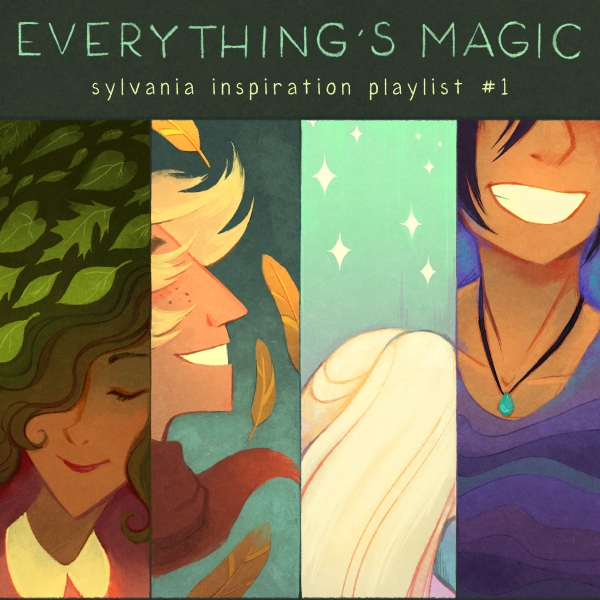 Everything's Magic: Sylvania Inspiration Part 1