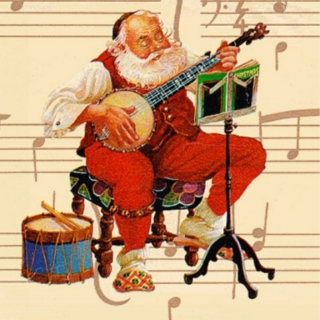 Jazz Banjo Radio - Christmas