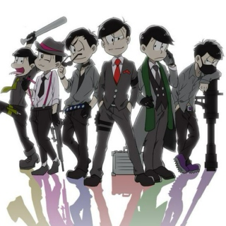 They Are Nothing But Bad! (Mobster Matsu)