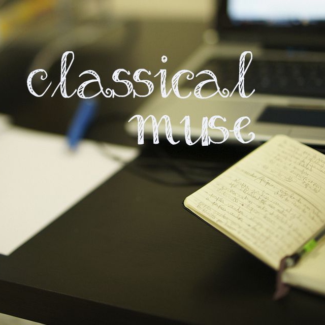 Classical Muse by Blue Meets Green