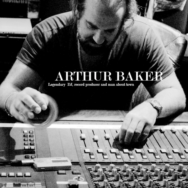 The Arthur Baker Remixes