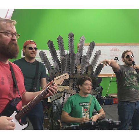 Achievement Hunter Sings: The Anthology